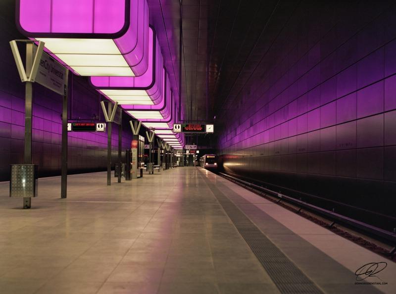 U-Bahn HafenCity Universität – Part II