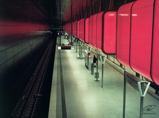 U-Bahn HafenCity Universität – Part III