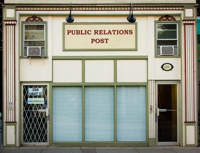 Public Relations Post