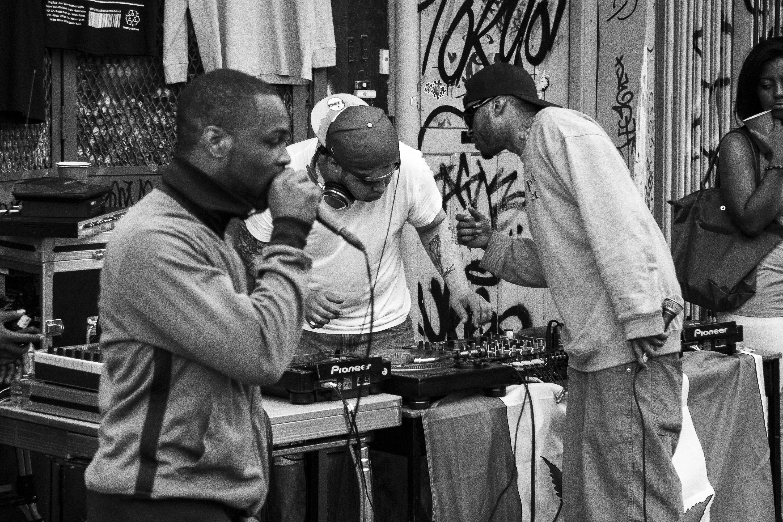 Toronto Street Music #1