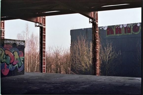 Berlin Teufelsberg #01