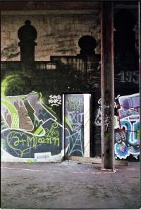 Teufelsberg #03, Berlin