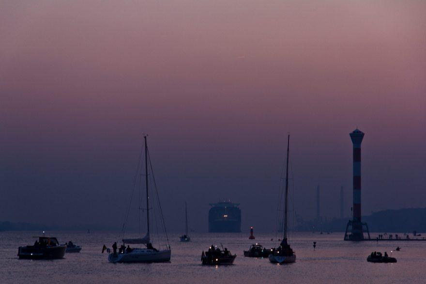 Op'n Bulln - Hamburg Hafen