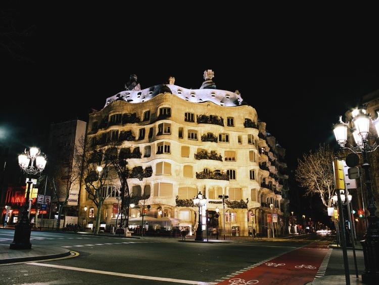 Barcelona No. 3 | Casa Milà