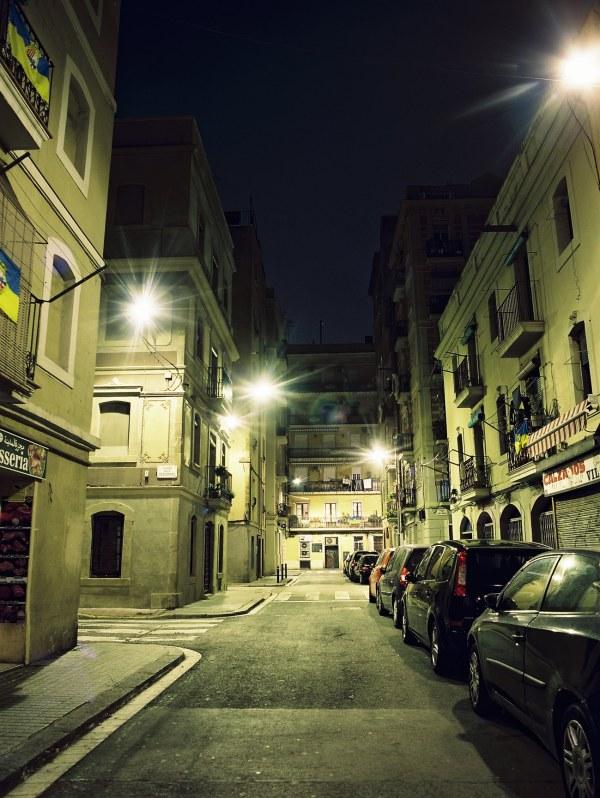 No. 4 || Barcelona Street | Barceloneta Carrer D'Escuder