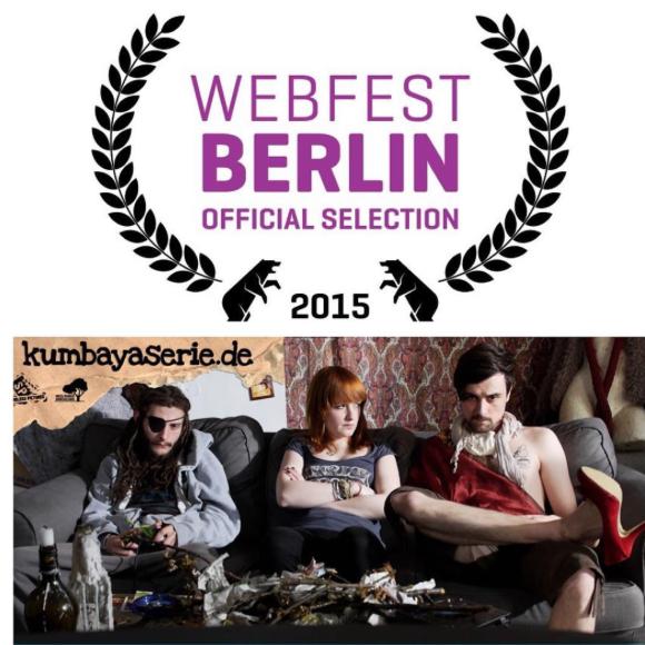 Kumbaya beim Webfest Berlin