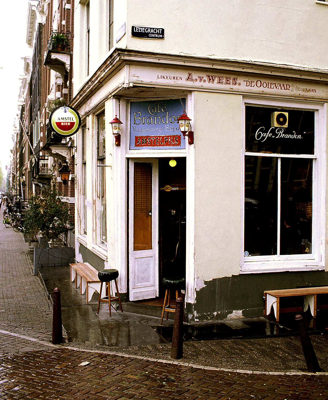 Café Brandon - by Dennis Riebenstahl | Visuelles Logbuch