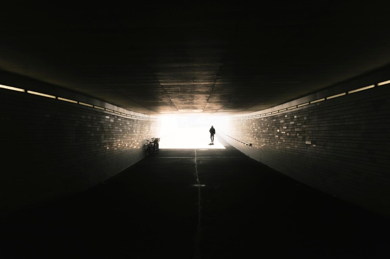Pedestrian Tunnel (Subway) - Sternschanze, Hamburg