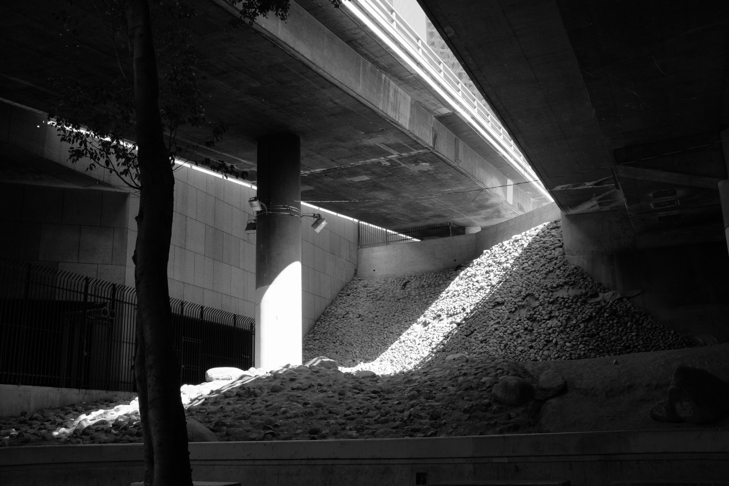 Under The Bridge — Los Angeles