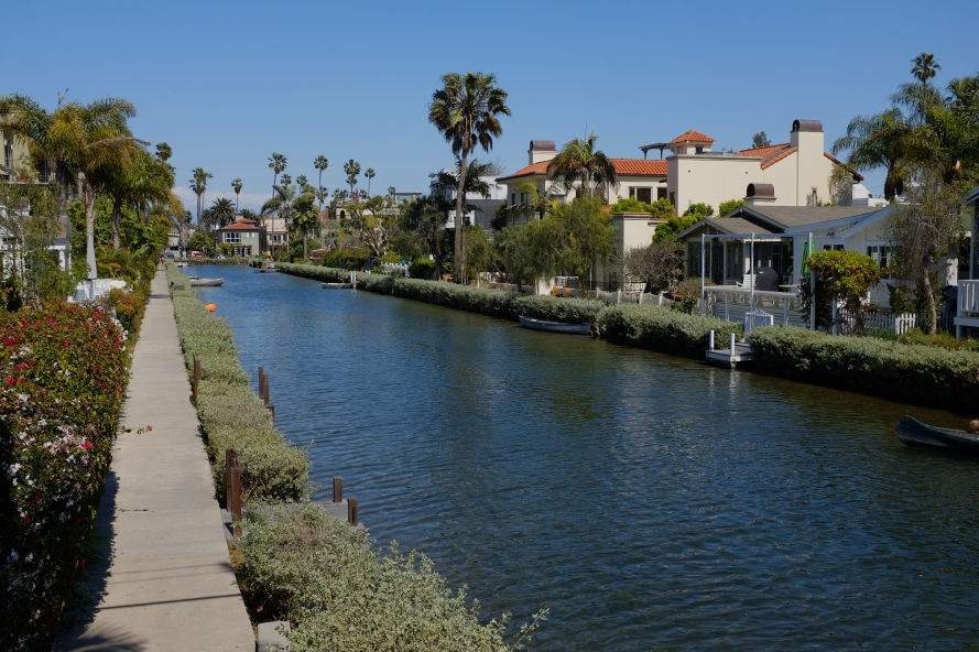 Venice Canals I – Visuelles Logbuch