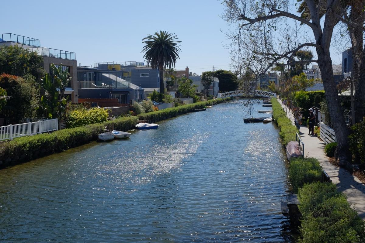 Venice Canals II – Visuelles Logbuch