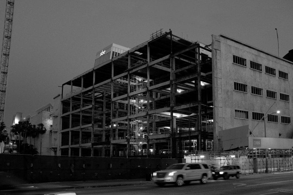 Construction Staircase – Visuelles Logbuch by Dennis Riebenstahl
