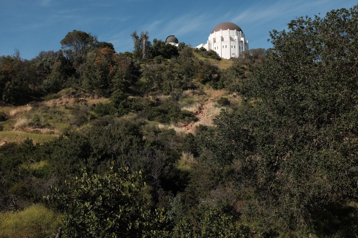 Griffith's Observatory Hike – Los Angeles