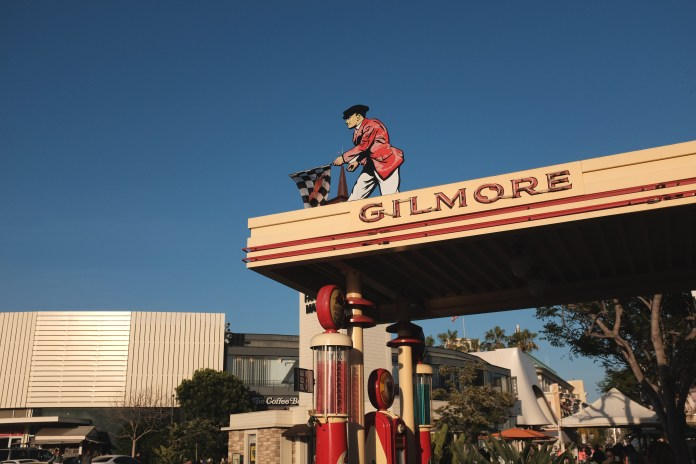 Gilmore – Alte Tankstelle in Los Angeles