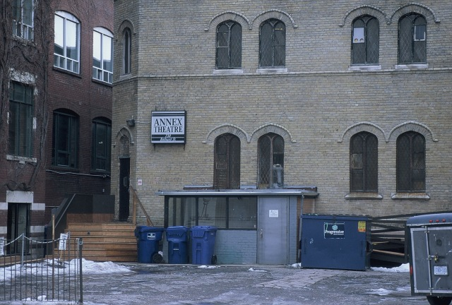 The Annex Theatre – Visuelles Logbuch – Street Photography by Dennis Riebenstahl