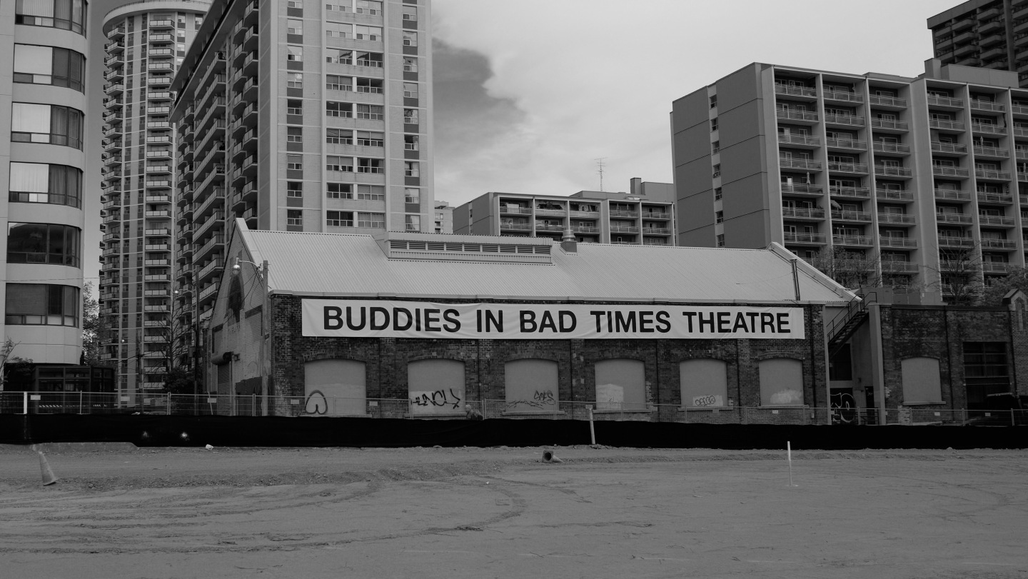 Buddies in Bad Times Theatre in Toronto