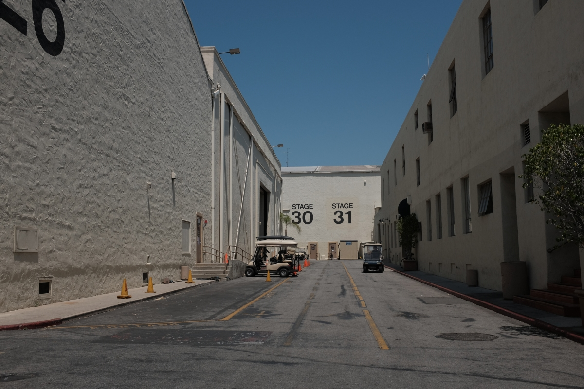 Paramount Backlot No. 1 – Visuelles Logbuch