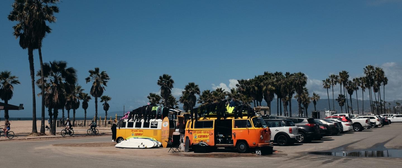 Venice Beach No. 1 — Visuelles Logbuch by Dennis Riebenstahl