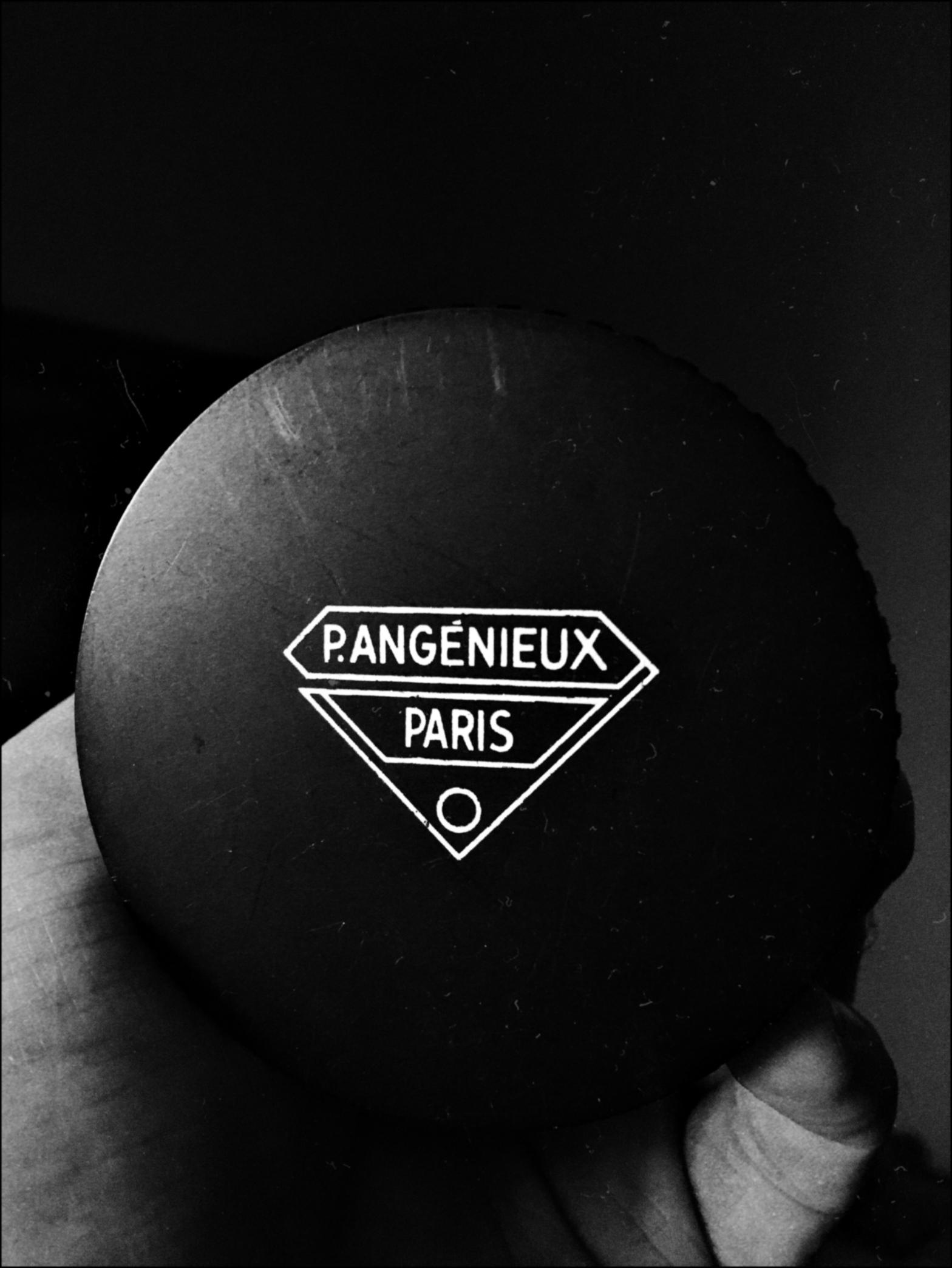 New lens — P. Angénieux Paris